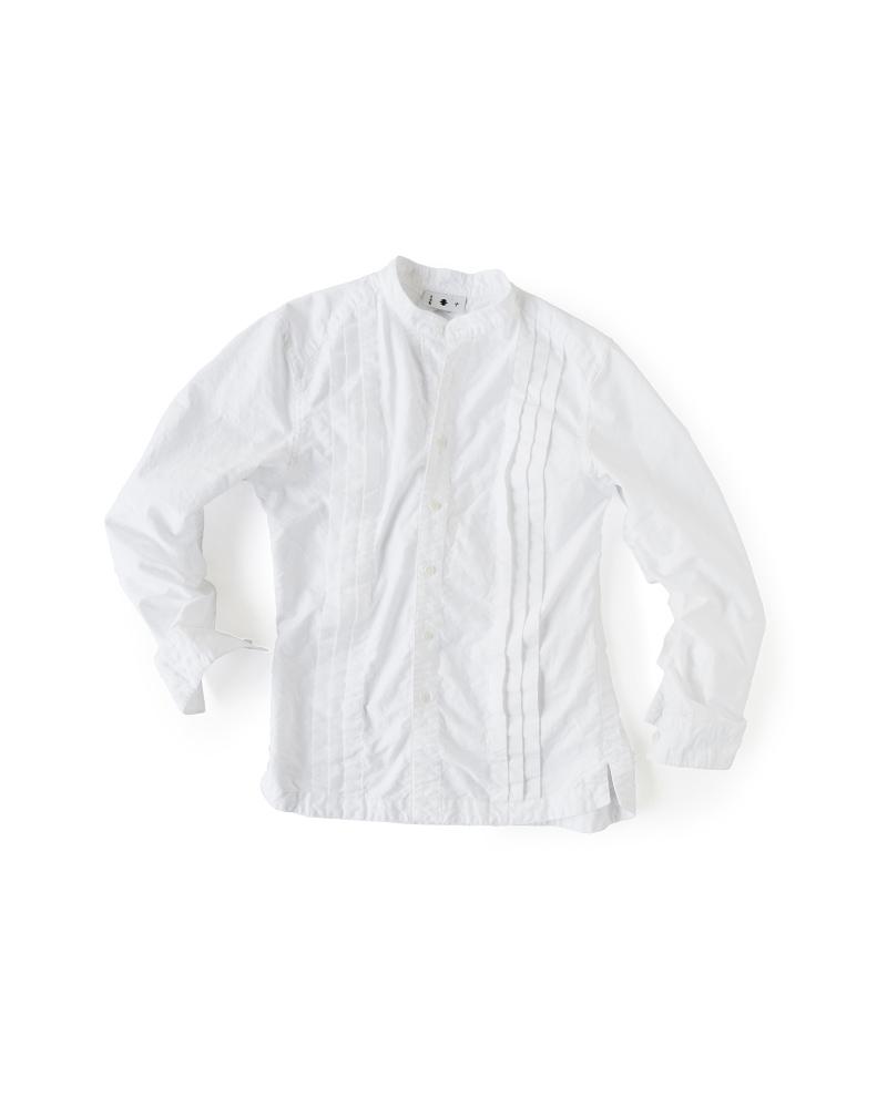 Yoshiyuki / Jinbaori Shirt #21, white Image