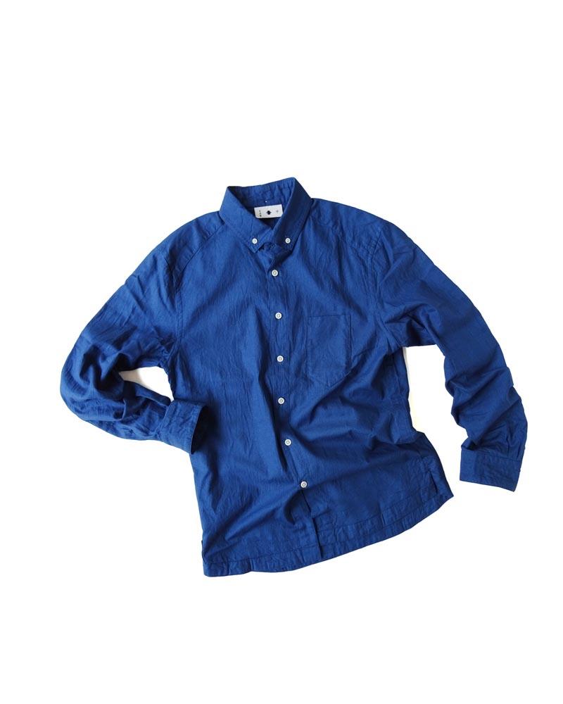 Yoshiyuki / Jinbaori Shirt #22 indigo Image