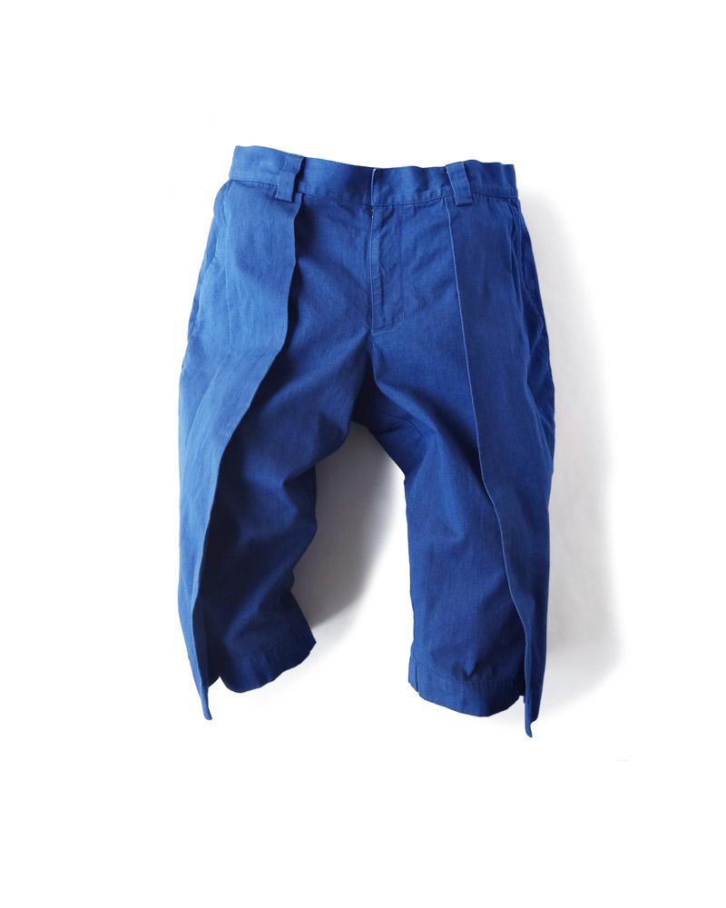 Yoshiyuki / Samurai Pants #8, indigo Image