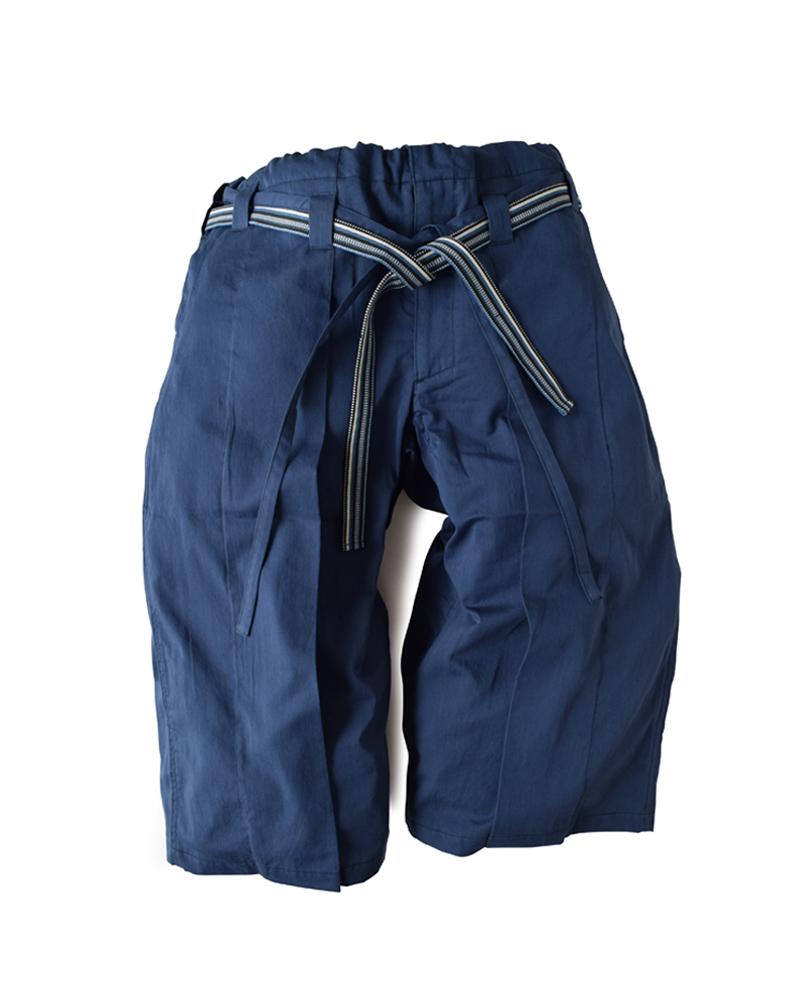 Yoshiyuki / Karate pants #11 Navy Image