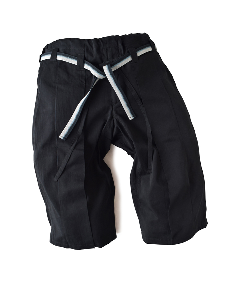 Yoshiyuki / Karate pants #11 Black Image
