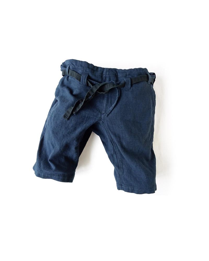 Yoshiyuki / Karate pants #14 Indigo Image