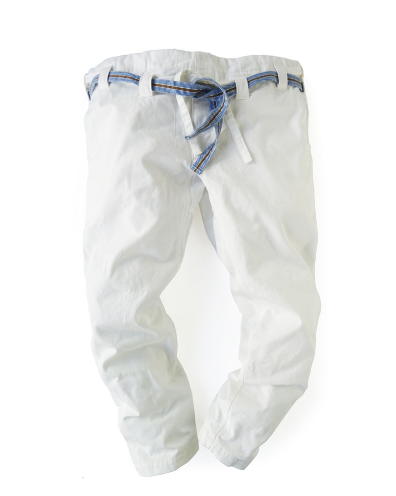 Yoshiyuki / Karate pants #15 white Image