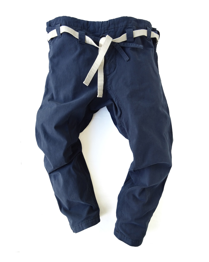 Yoshiyuki / Karate pants #16, rusty navy Image