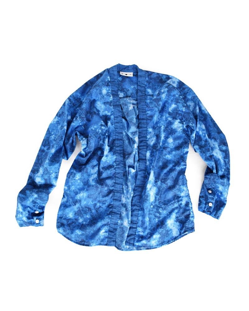 "Yoshiyuki / YAMATO #10 ""kagero"" blue Image"