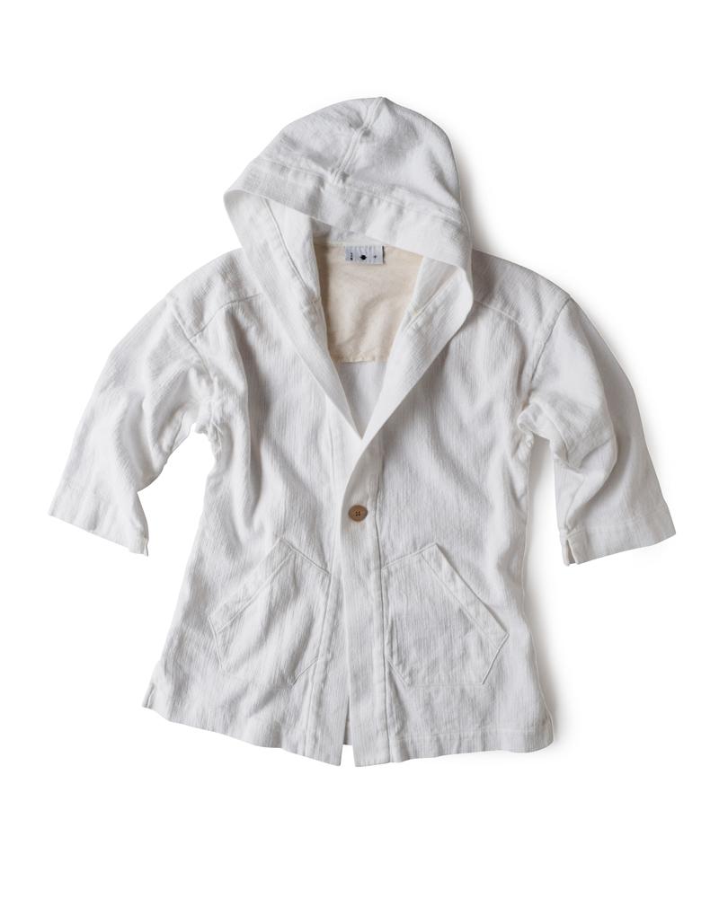 Yoshiyuki / Haori Hoodie #2 white Image