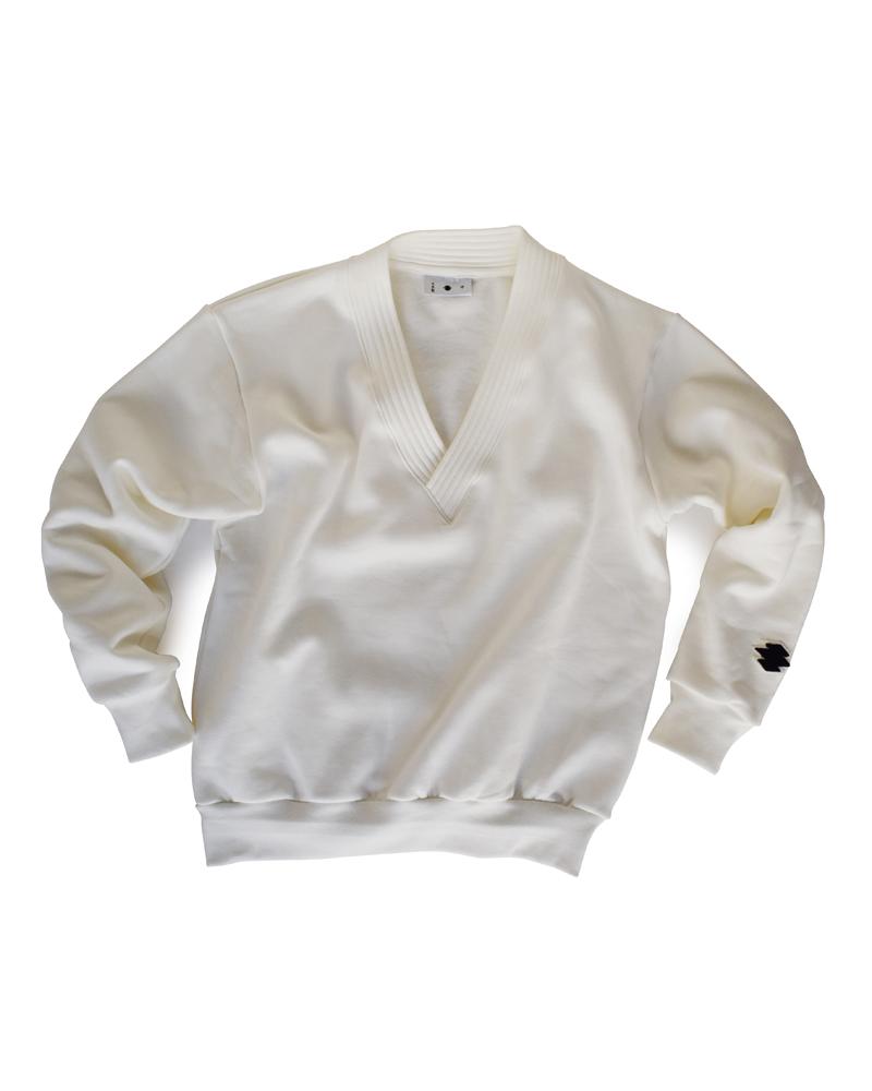 Yoshiyuki / Gi-coller pullover #2 white Image