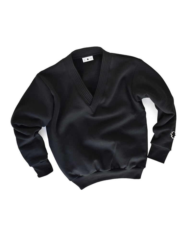 Yoshiyuki / Gi-coller pullover #2 black Image