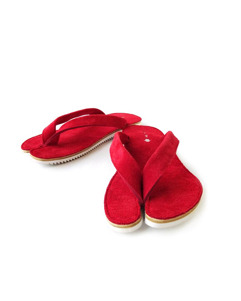 Yoshiyuki / Tabi Sandals #2 rouge  Image