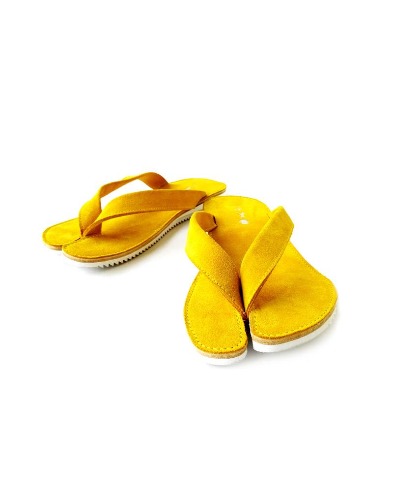 Yoshiyuki / Tabi Sandals #2 topaz Image
