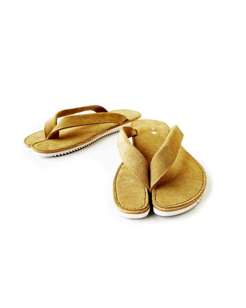 Yoshiyuki / Tabi Sandals #2 beige Image