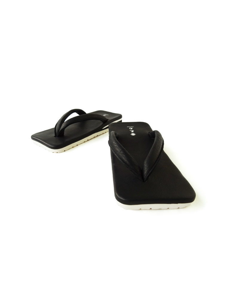 Yoshiyuki / Square Sandals,black Image