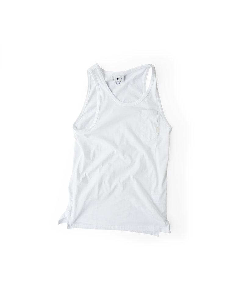 Yoshiyuki / Tanktop #2 white Image