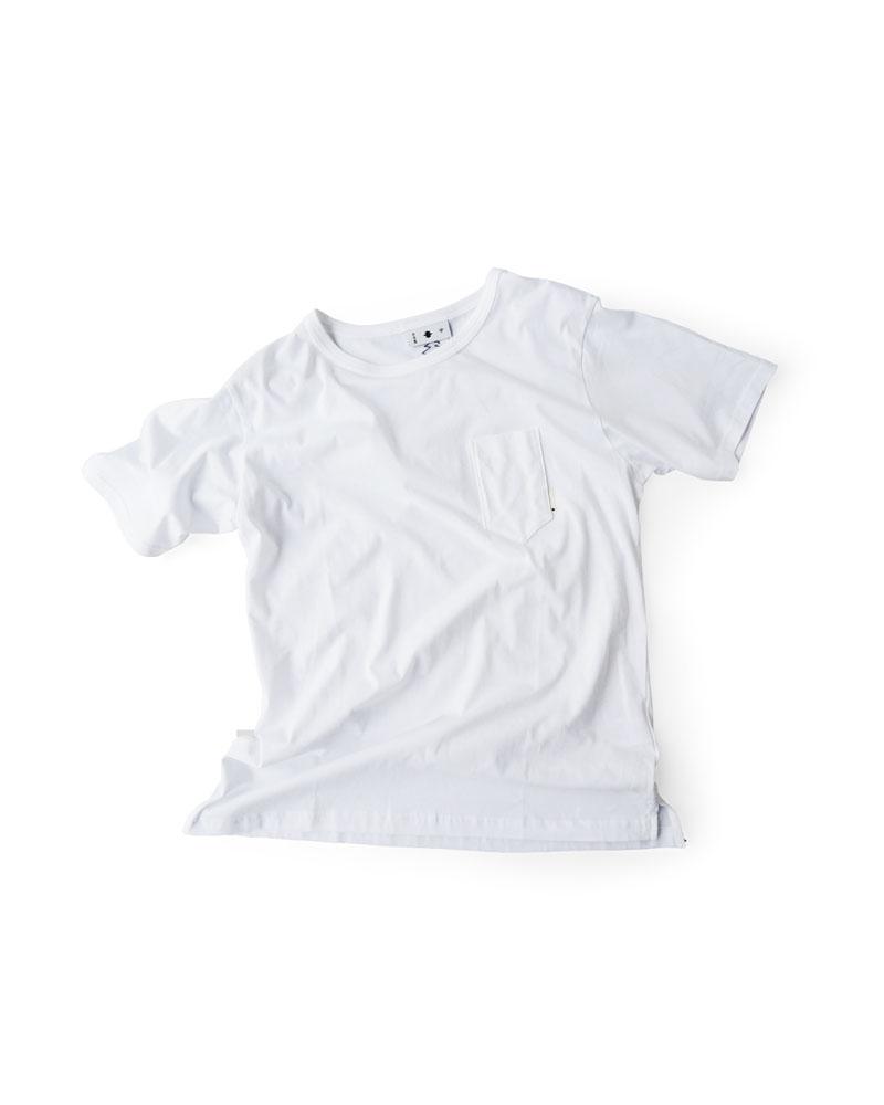 Yoshiyuki / T-shirt  #84 white Image