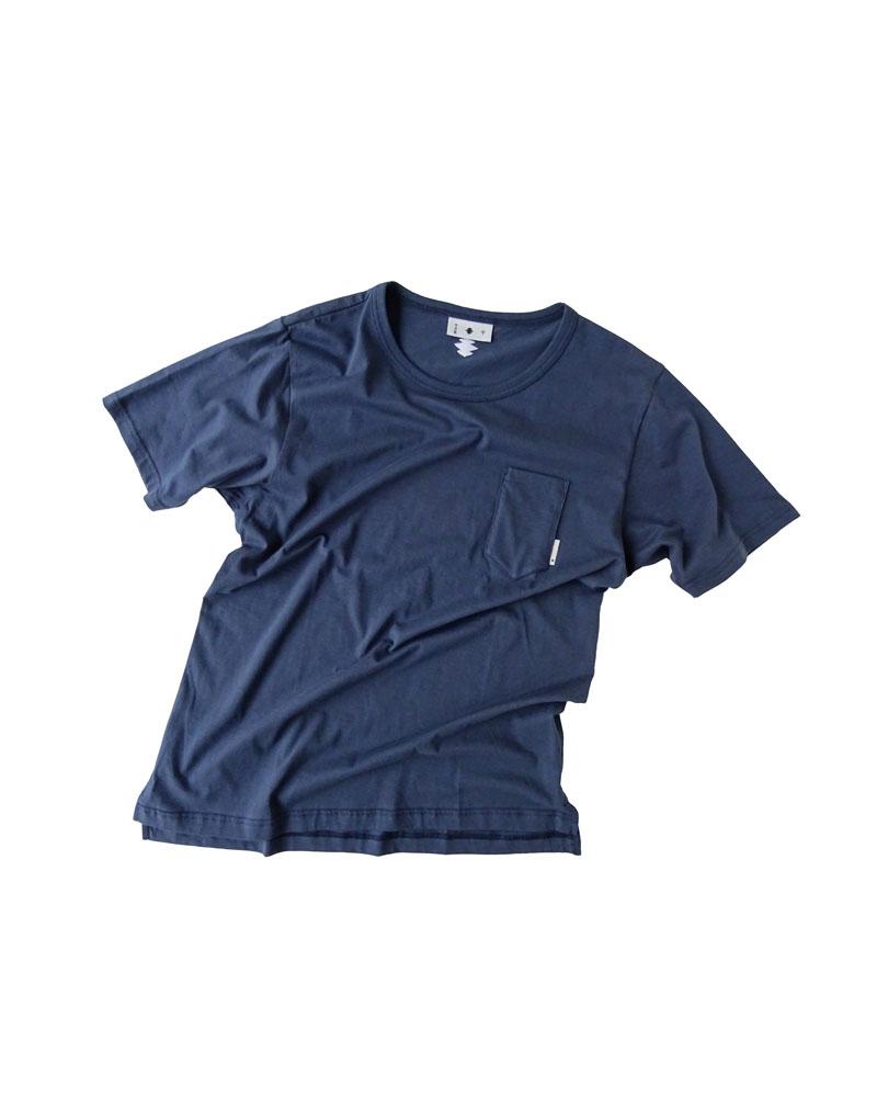 Yoshiyuki / T-shirt  #84 rusty navy Image