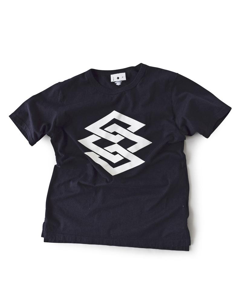 """Yoshiyuki / T-shirt #84 #WOBBLING LOZENGE CHAIN"""" Image"""