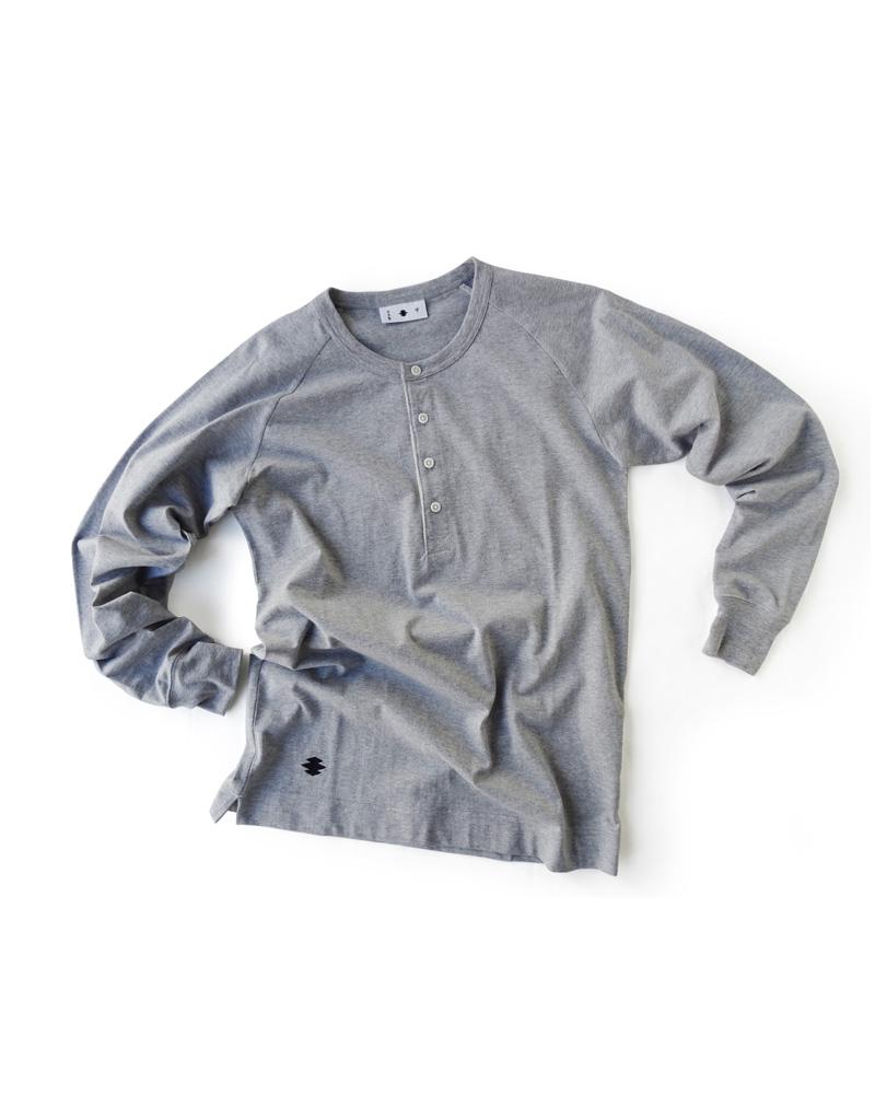Yoshiyuki / T-shirt  #88, frost gray Image