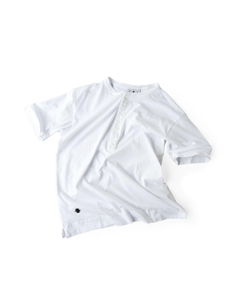 Yoshiyuki / T-shirt  #85 white Image