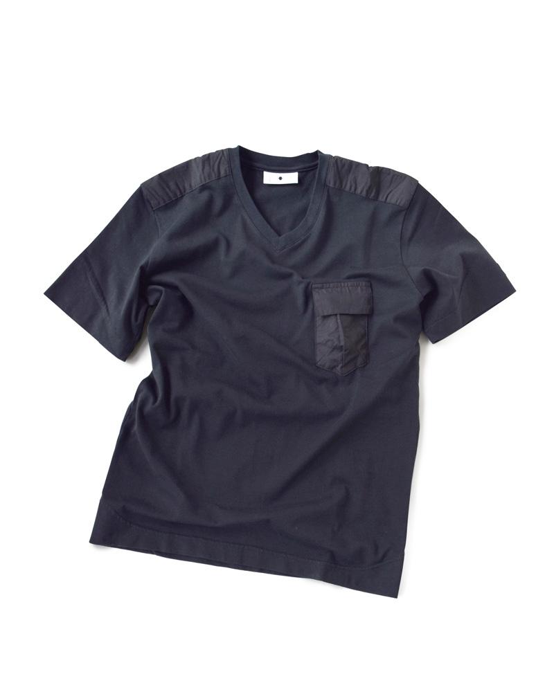 Yoshiyuki / T-shirt #98,black Image