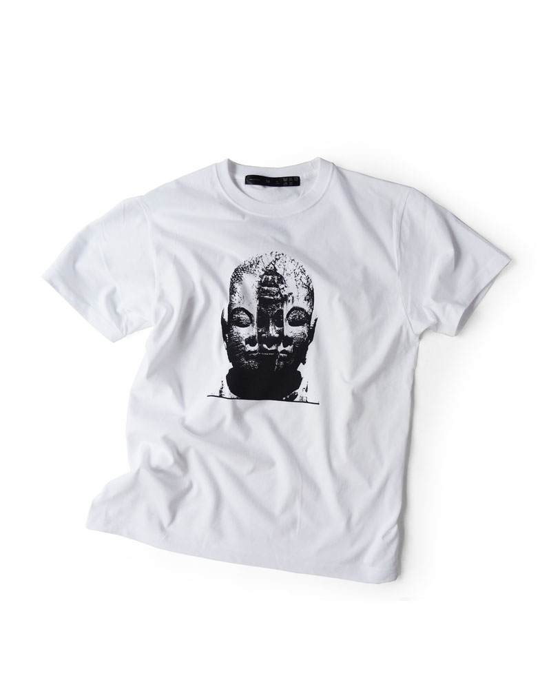 "OSA /  T-shirt No.00 ""kai"" white Image"