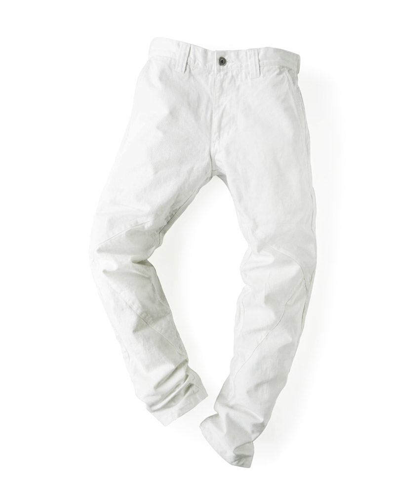 OSA / Pants No.01, white Image
