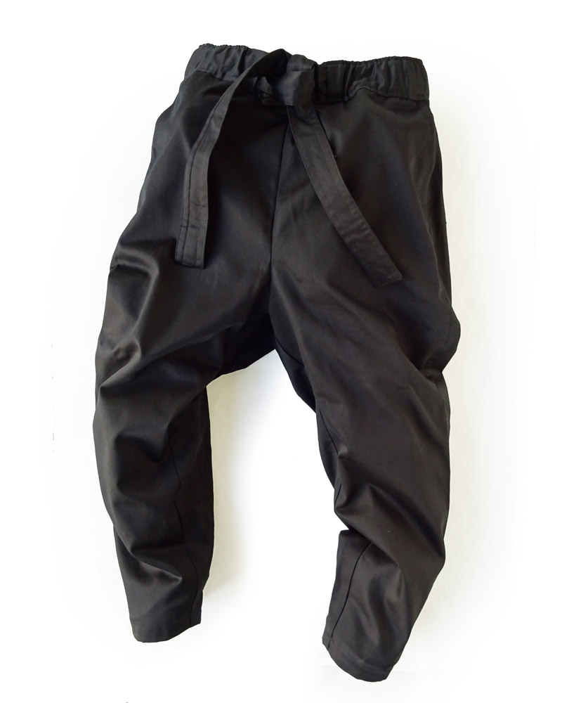 OSA / Pants No.03, black Image
