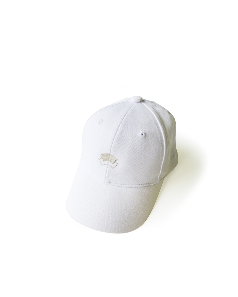 "OSA / Cap No.03""Osa"", white Image"
