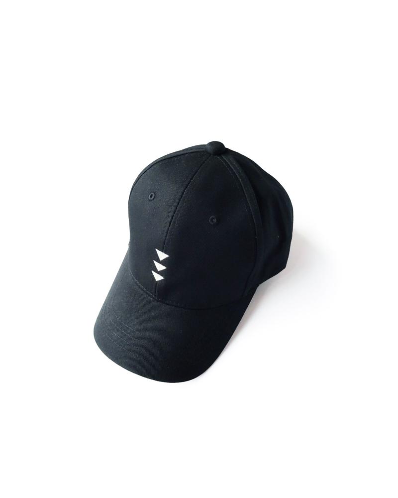 "OSA / Cap No.03""Gekirin"", black Image"